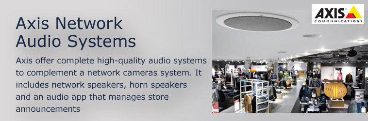Network Audio Systems