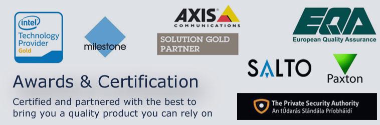 Awards & Certification