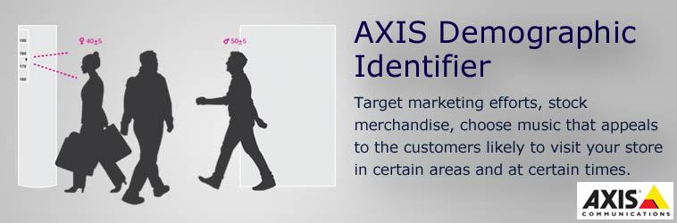 AXIS Demographic Identifier