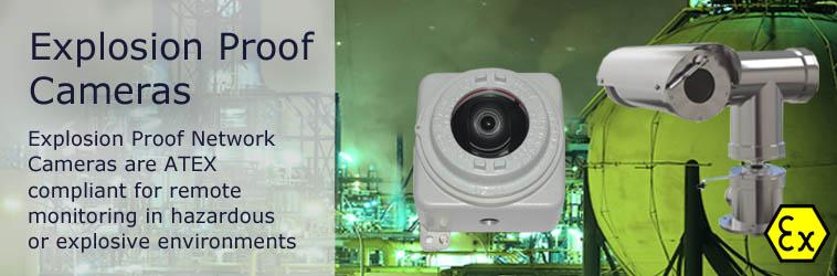 Explosion Proof Cameras