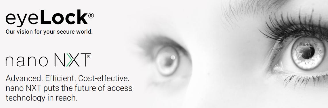 eyeLock nano NXT
