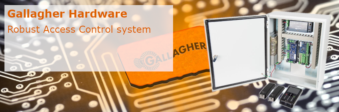 Gallagher Access Control Hardware