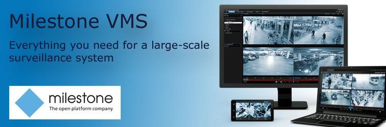 Milestone VMS