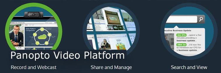 Panopto Video Platform