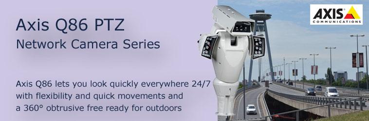 AXIS Q86 Series