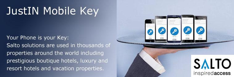 JustIN Mobile Key