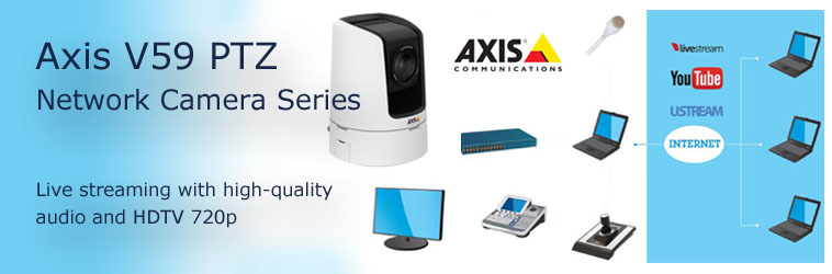 AXIS V59 Series