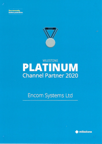 Milestone Awards for Encom