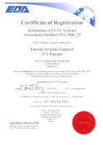 Click here to view CCTV EQA Certificates