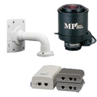 Axis Accessories to enhance your security solution